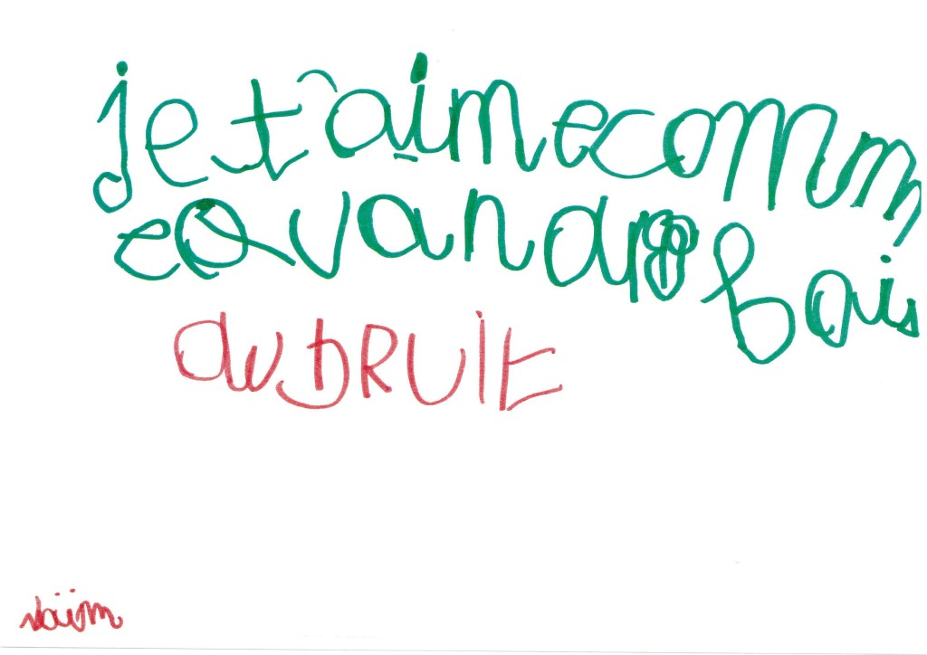 Texte atelier enfant Rozenn Guilcher