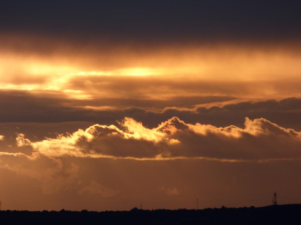 Photo coucher soleil Rozenn Guilcher