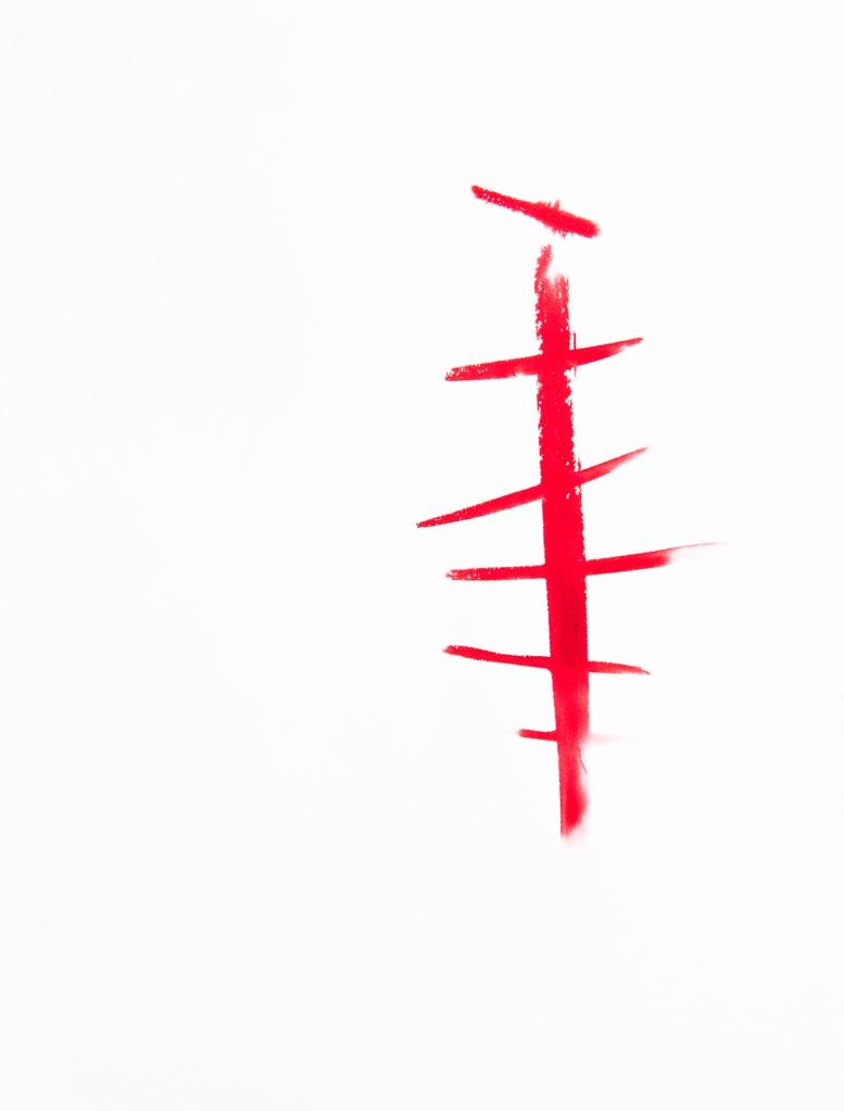 Arbre rouge Rozenn Guilcher