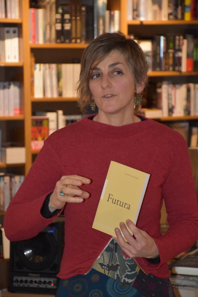 Rozenn Guilcher livre Futura