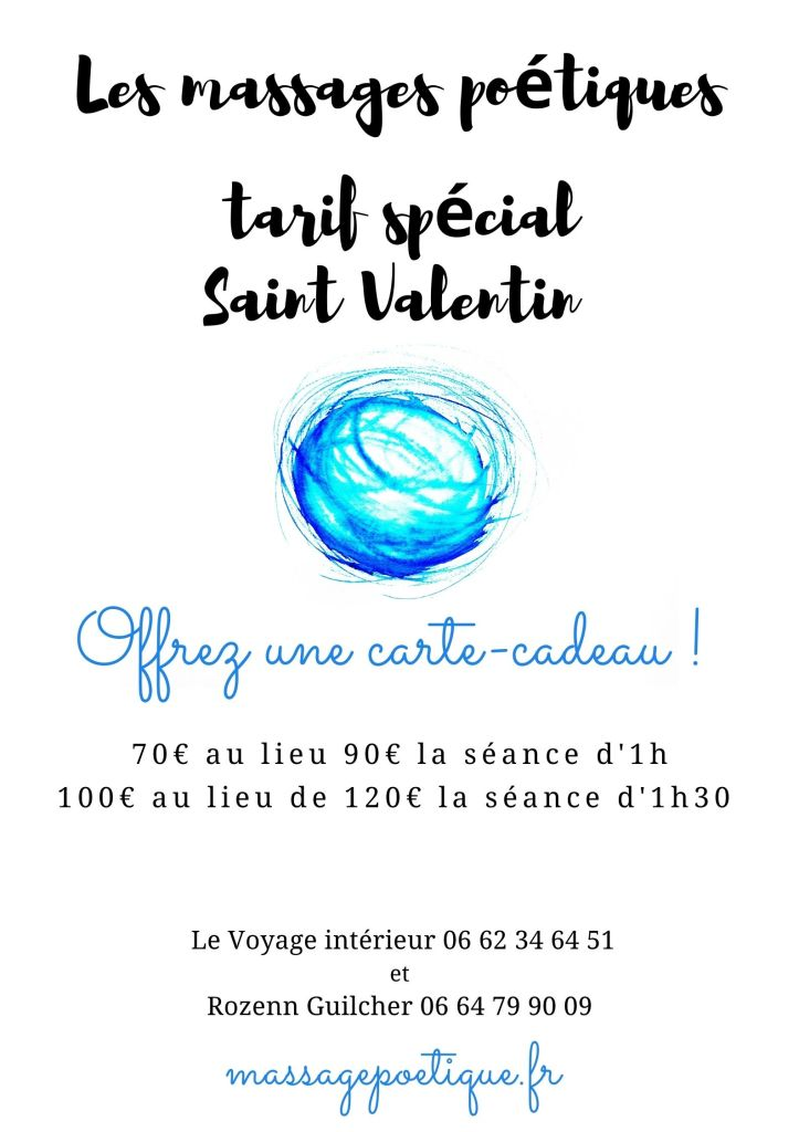 Promotion Saint Valentin