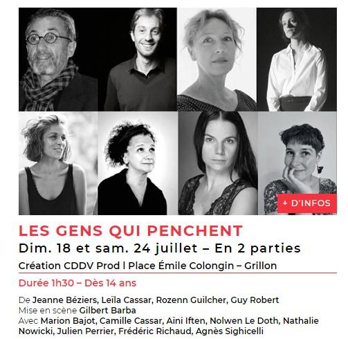 Centre dramatique des villages Festival